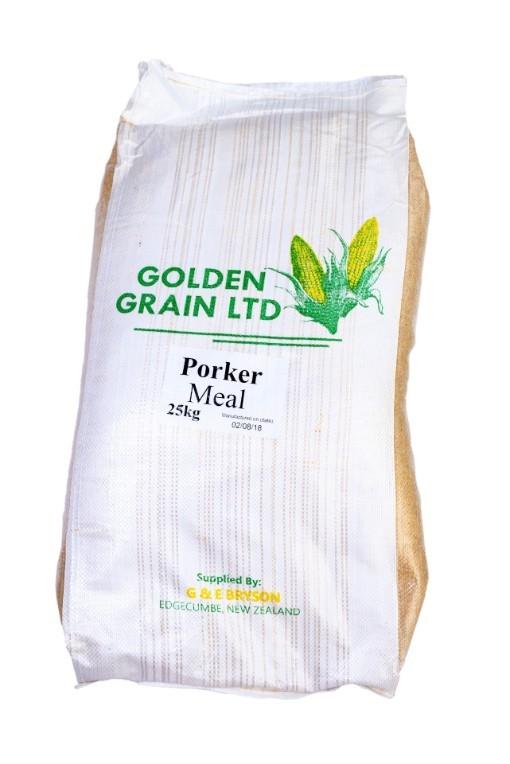 Porker Meal - 25kg PORK25