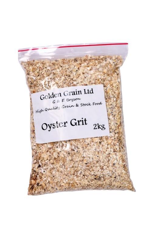 Oyster Grit 2kg OYS