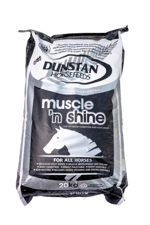 Muscle n Shine MUSC