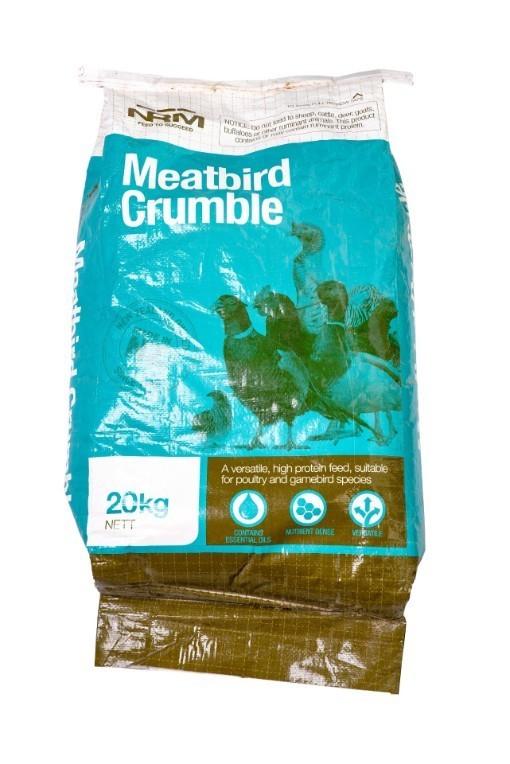 Meatbird Crumble