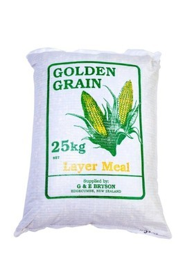 Layer Meal 25kg Bag
