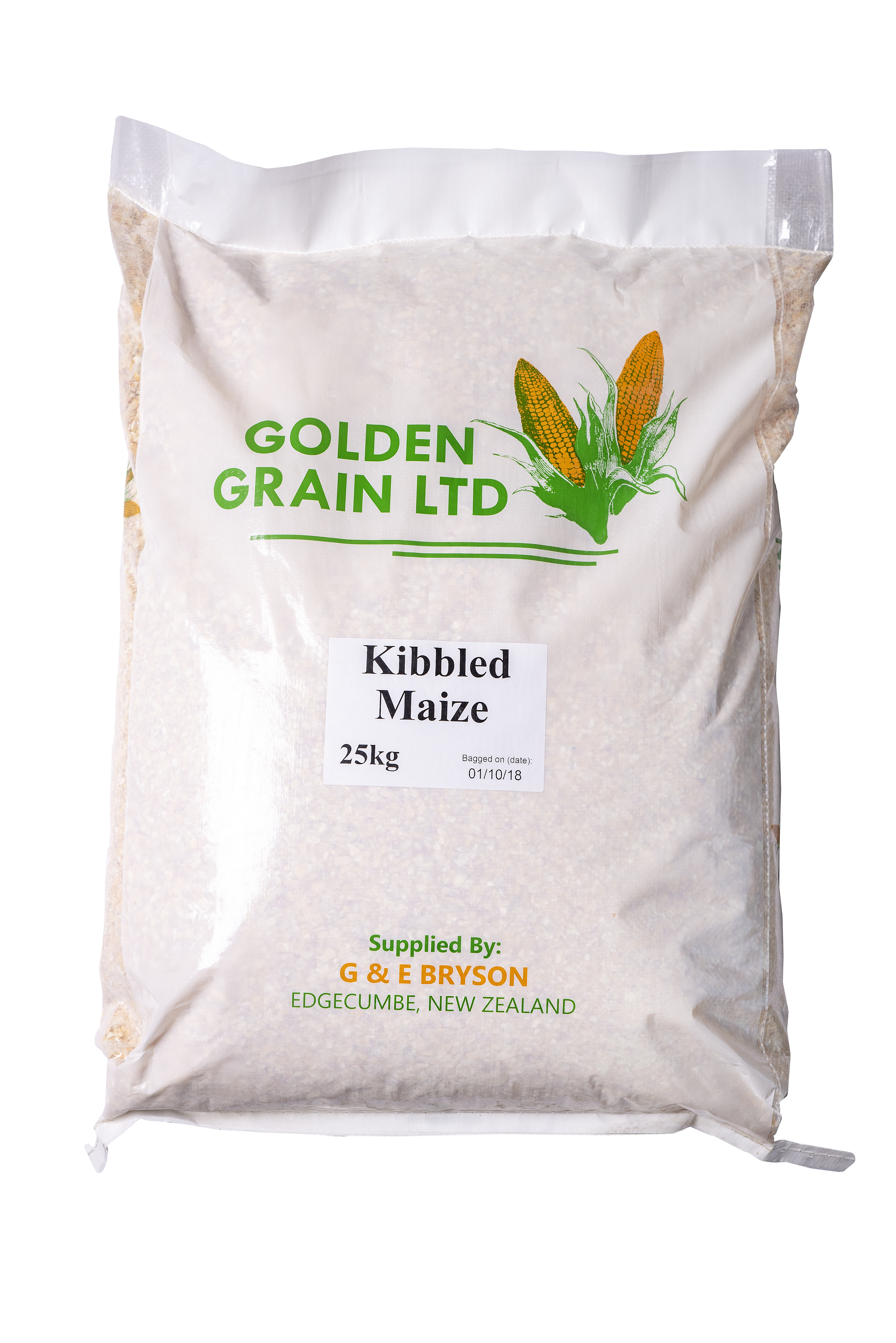 Kibbled Maize 25kg KM25