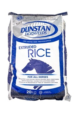Extruded Rice 20kg bag