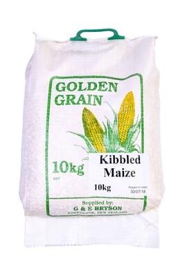 Kibbled Maize