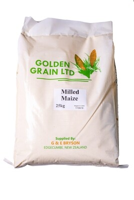 Milled Maize