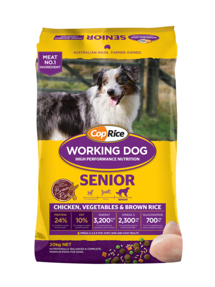 Coprice Working Dog Senior Biscuits