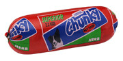 Chunky Herb Dog Roll