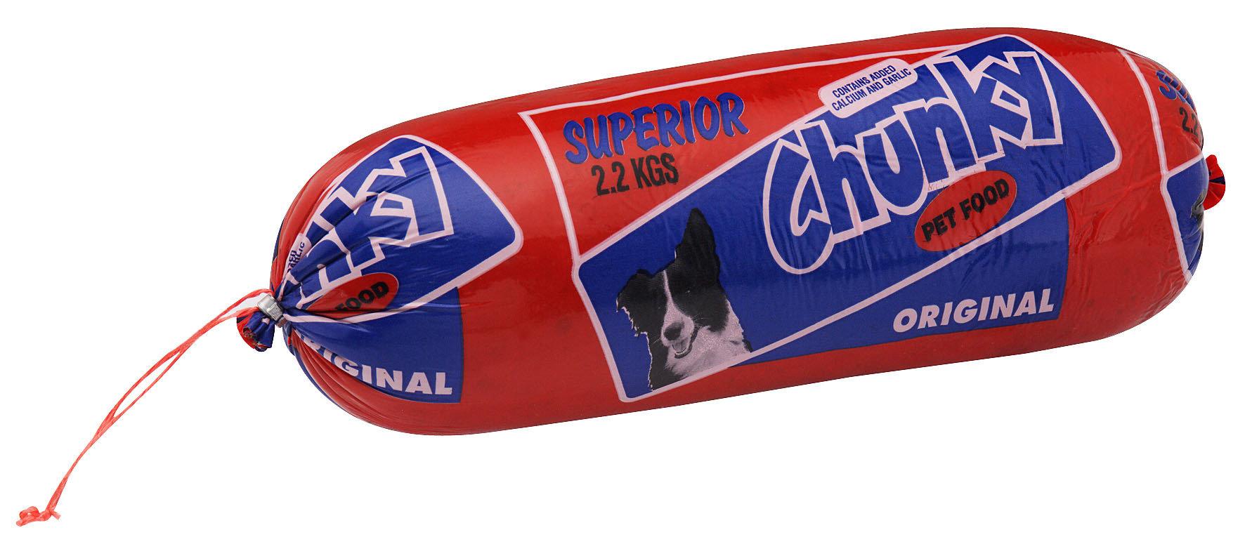 Chunky Superior dog roll Chunky