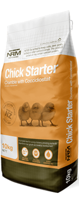 Chick Starter Crumble 10kg bag