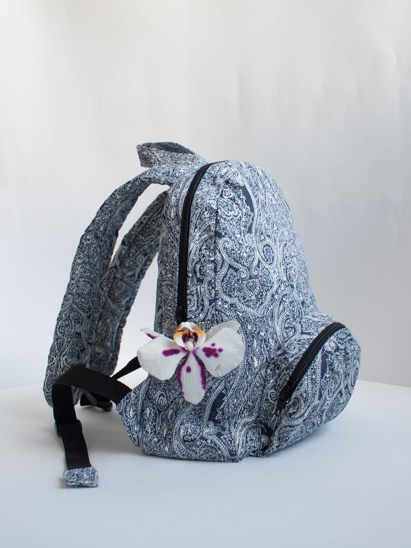 Рюкзак заплечный Karaush Jeans Ornament