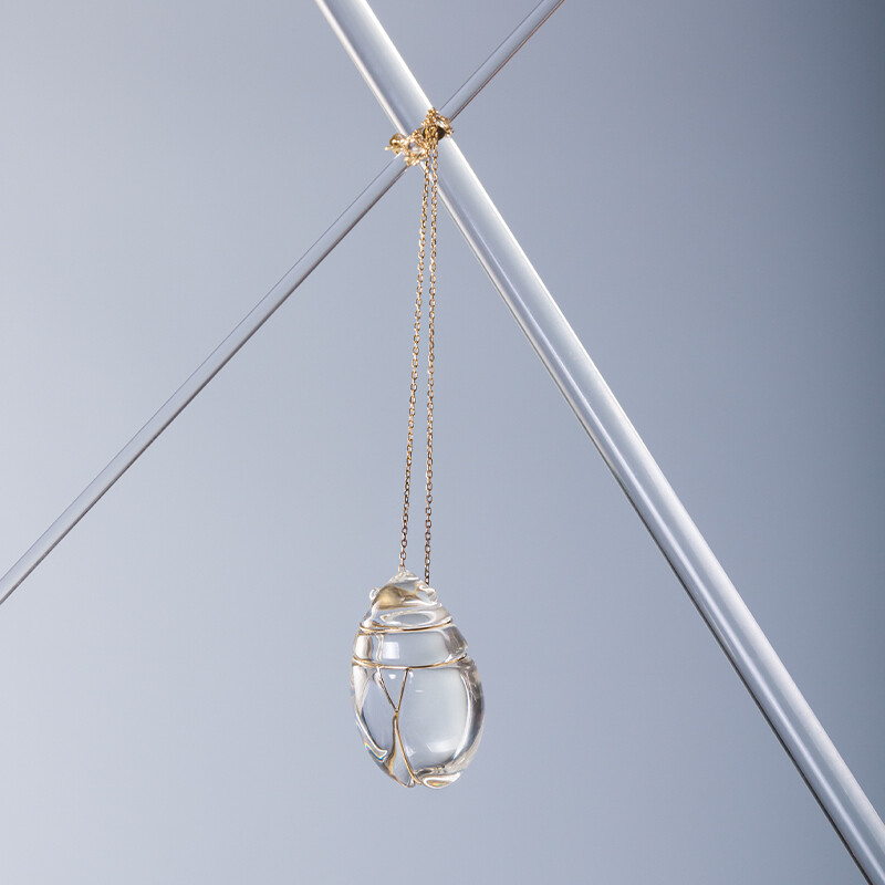 Necklace - Scarabeus Jewelry Set