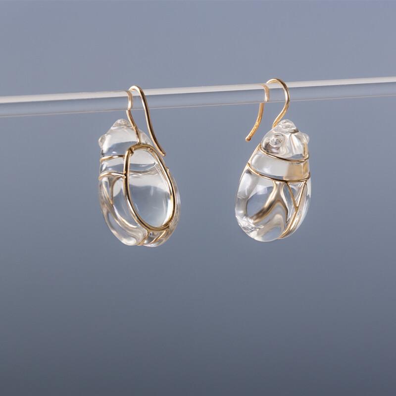 Earrings - Scarabeus Jewelry Set