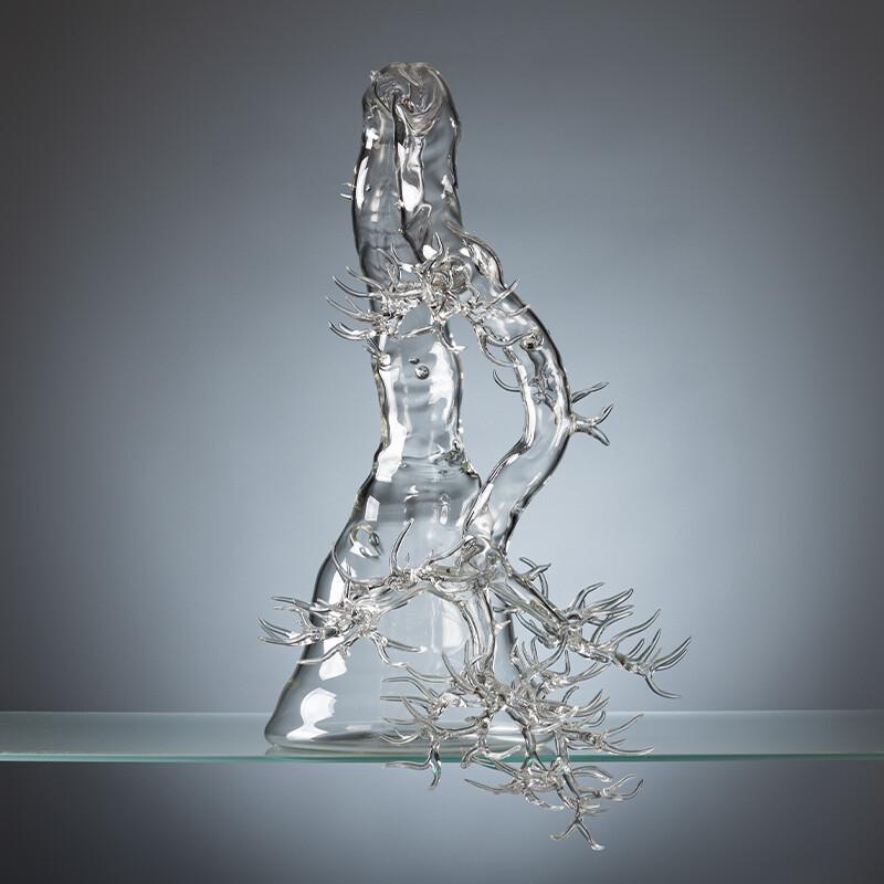 Glass Bonsai #2019-01