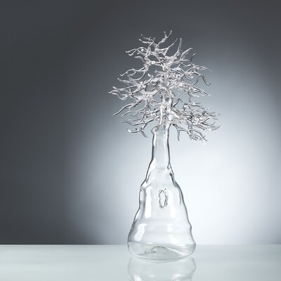 Glass Bonsai #2017-01