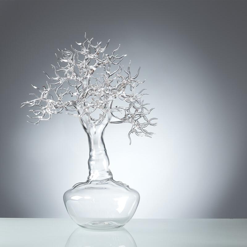Glass Bonsai #2017-02