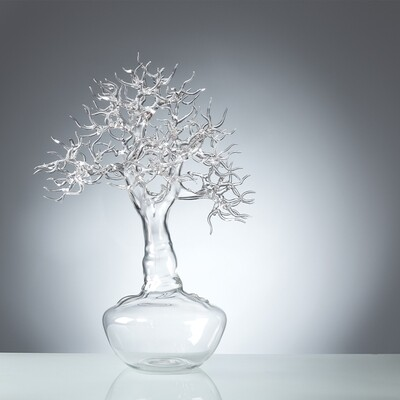Glass Bonsai #2017-02