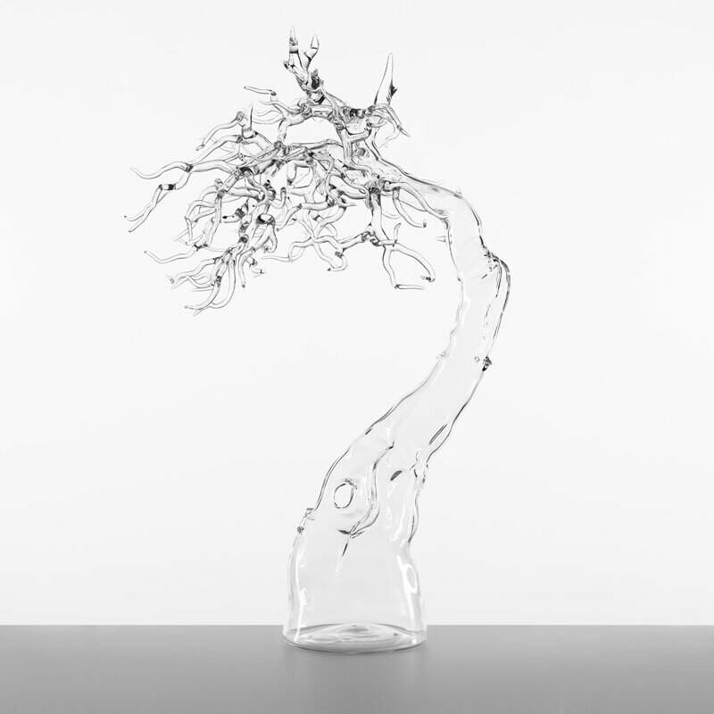 Glass Bonsai #2020 - 01