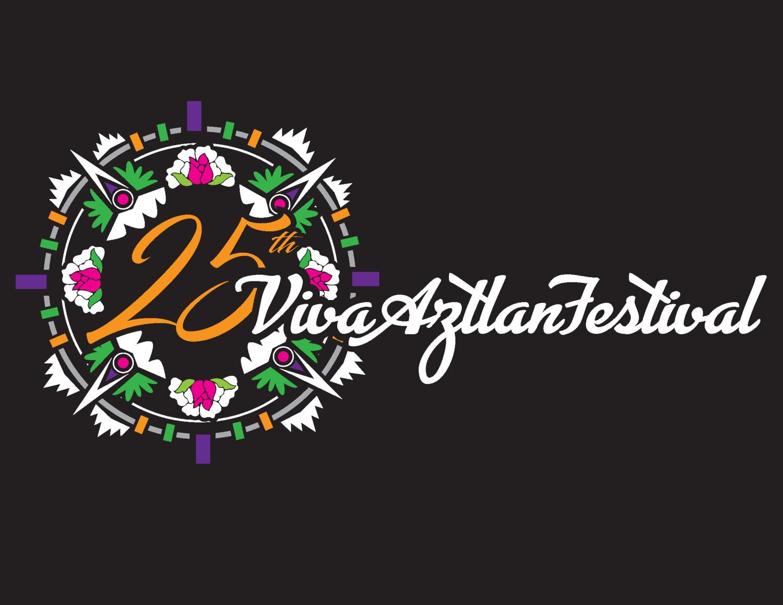 2019 Viva Aztlan Festival 25th Anniversary Shirt