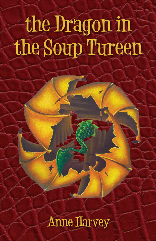 Dragon In The Soup Tureen