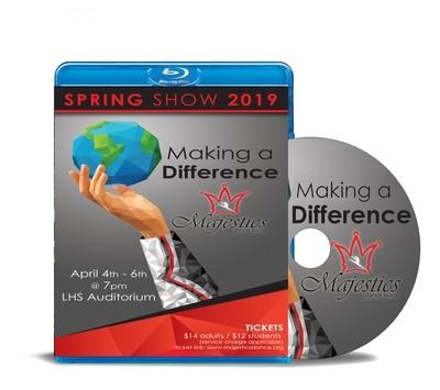 Lovejoy Majestics - Blu-ray Making a Difference