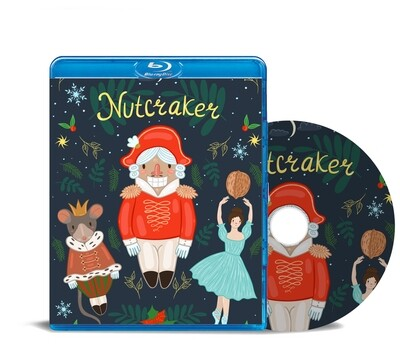 The Nutcracker 2019 Blu-ray
