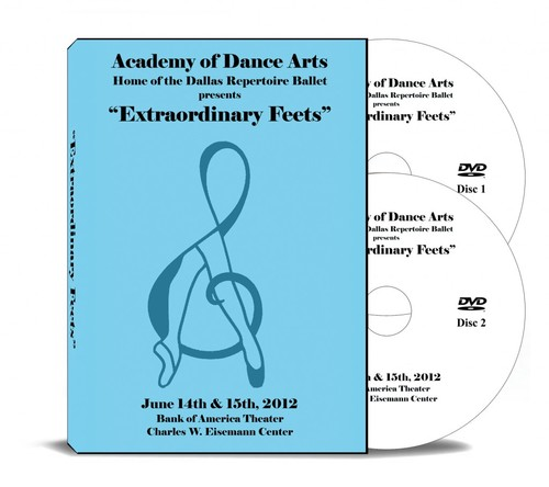Extraordinary Feets 2012 DVD