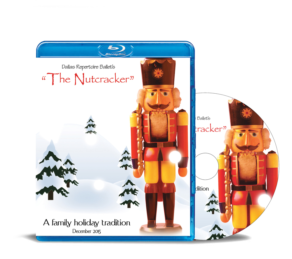 The Nutcracker 2015 Blu-ray