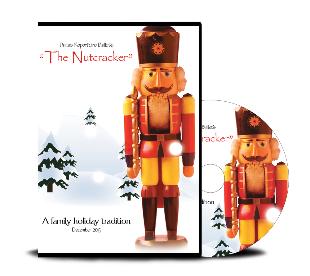 The Nutcracker 2015 DVD
