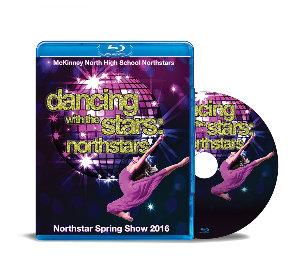 Northstars 2016- dancing with the stars - Blu-ray