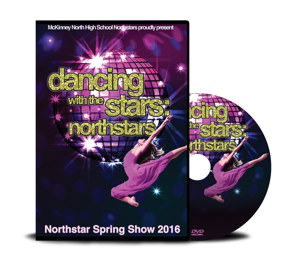 Northstars 2016- dancing with the stars - DVD