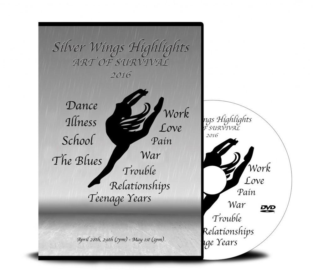 Silver Wings Art of Survival DVD 2016