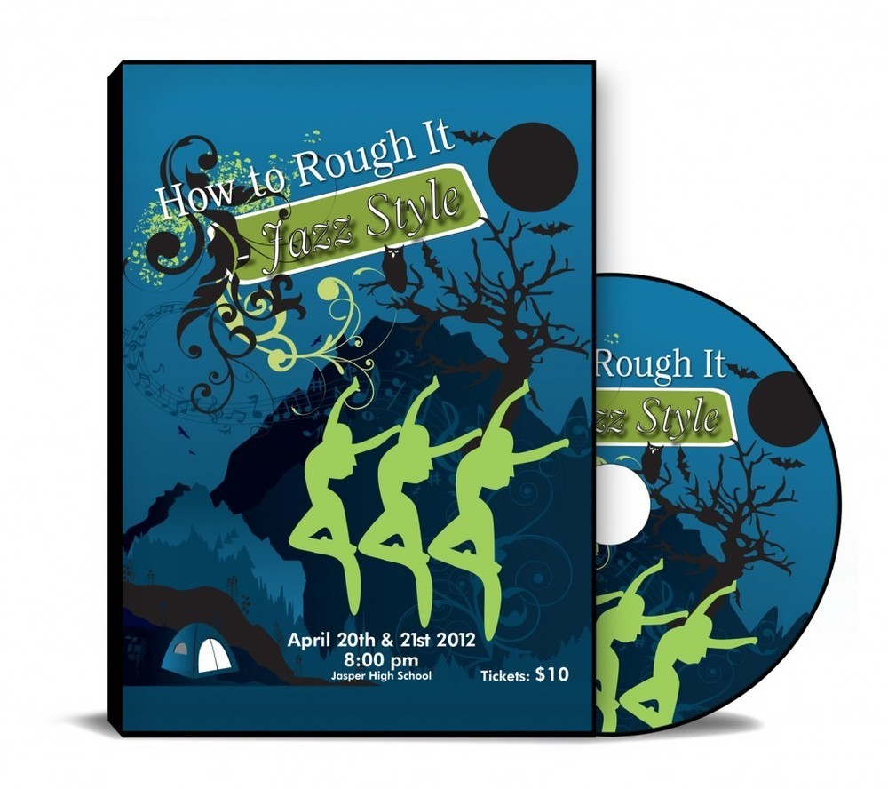 How to Rough It Jazz Style DVD 2012