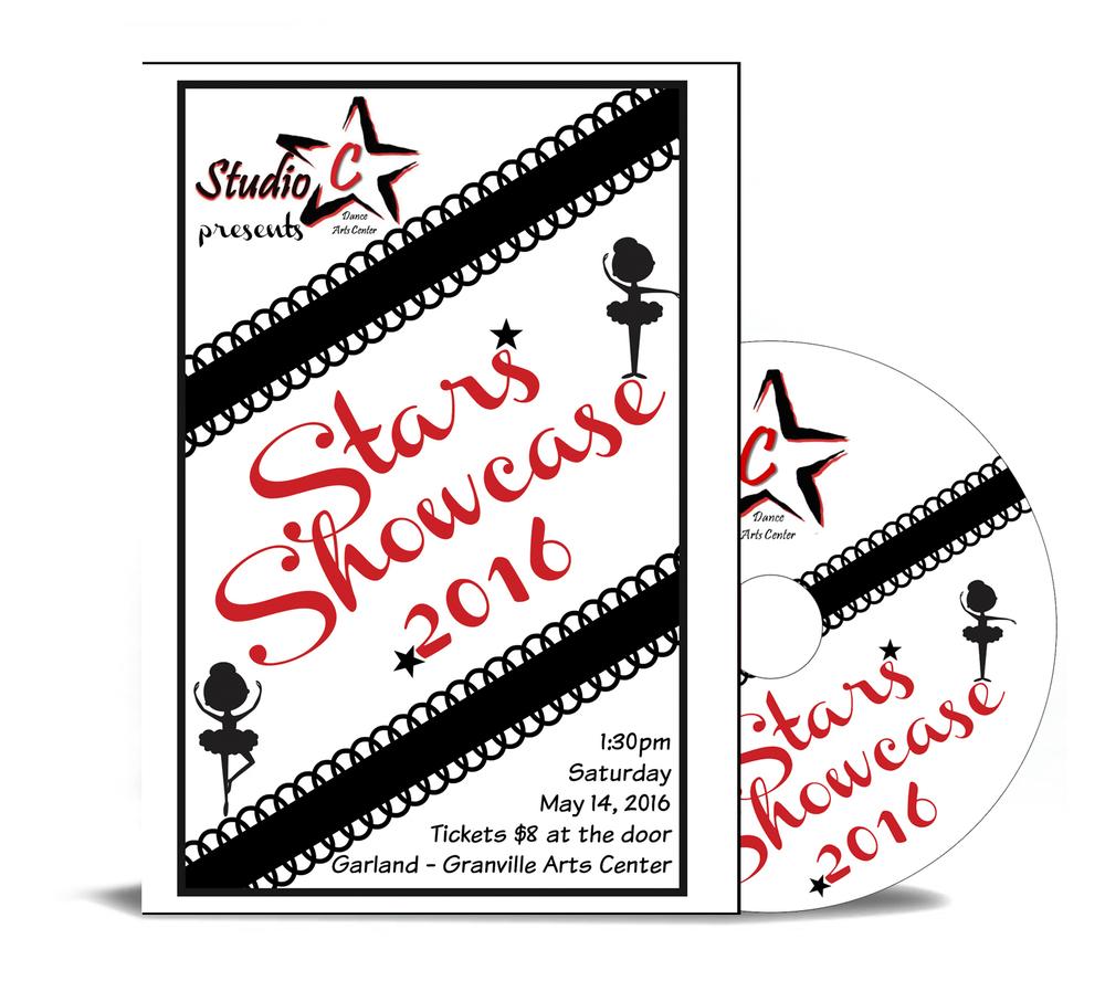 Stars Showcase DVD 2016