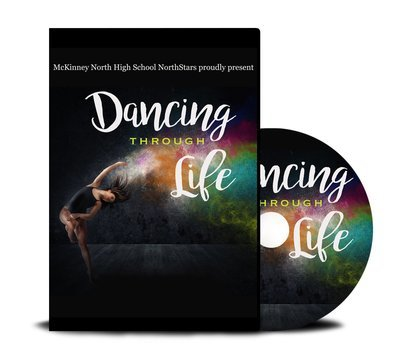 Northstars 2017- Dancing Through Life - DVD