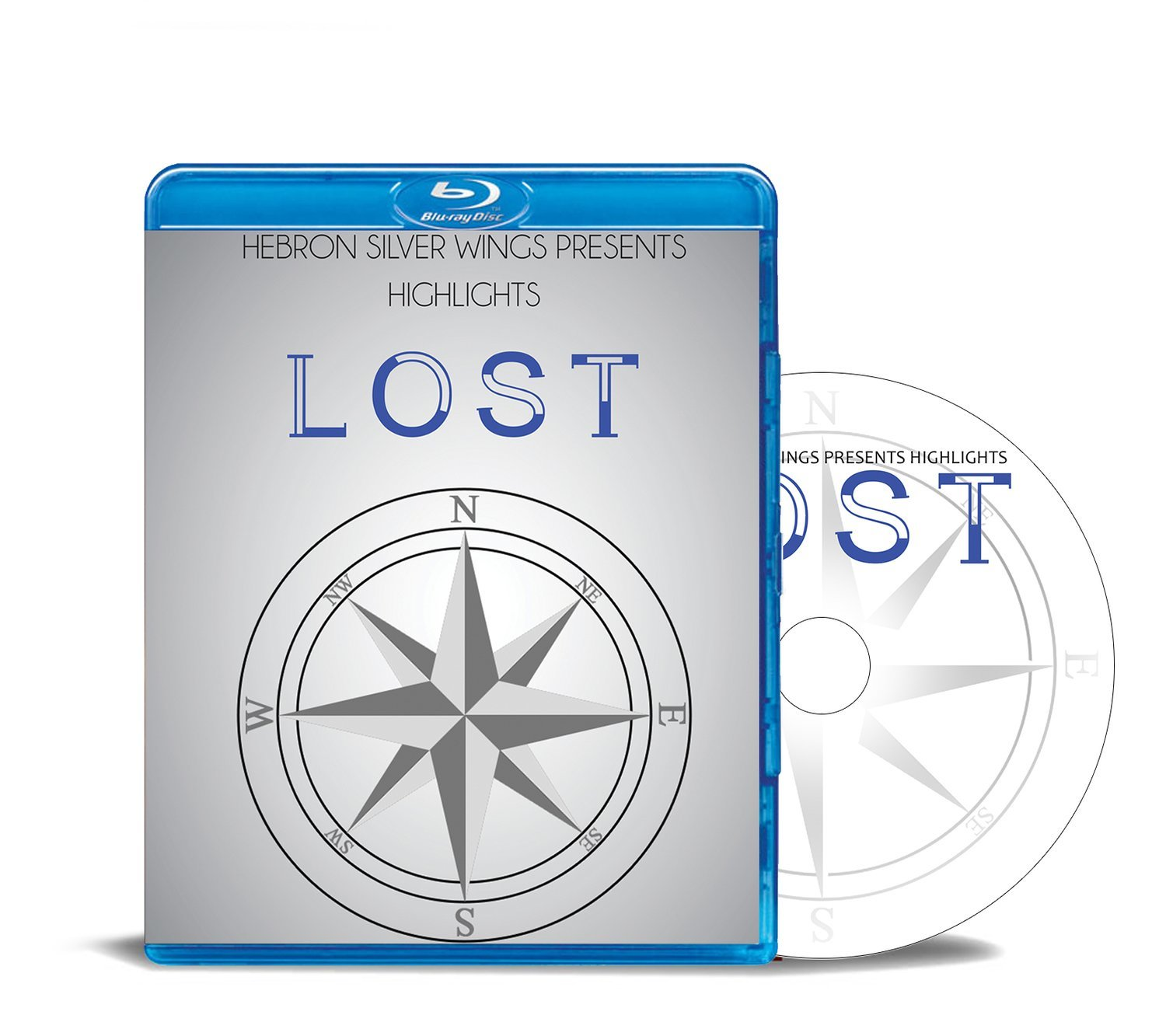 Silver Wings Lost Blu-ray 2017