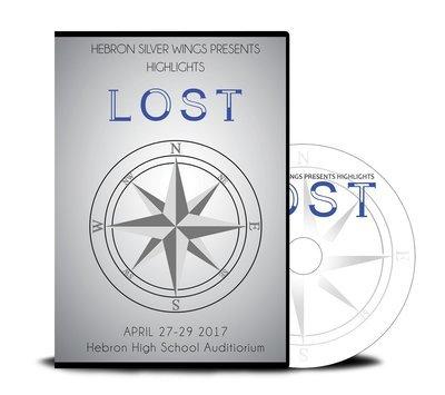 Silver Wings Lost DVD 2017