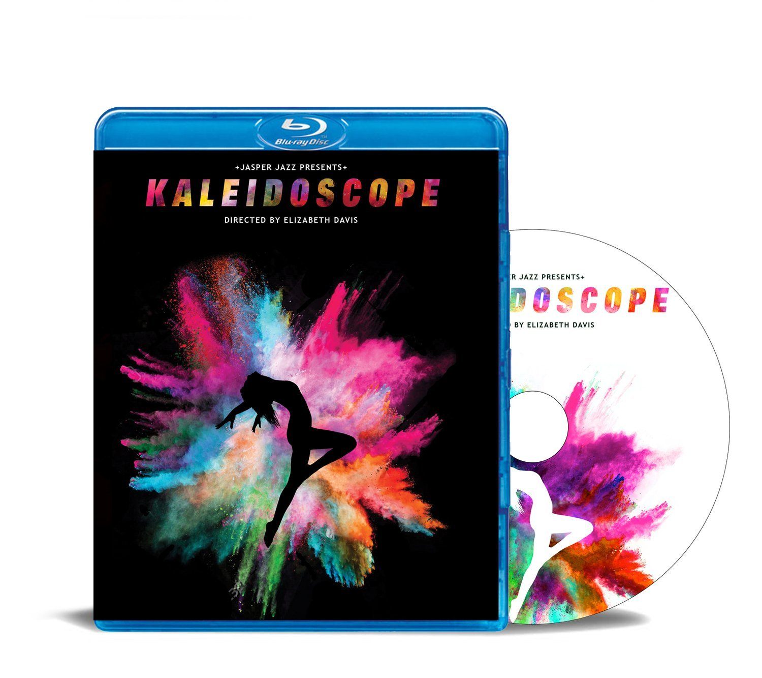 KALEIDOSCOPE Blu-ray 2017