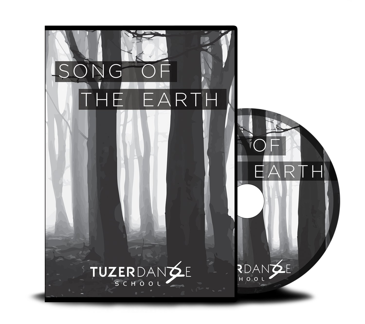 TUZER DANCE - SONG OF THE EARTH DVD