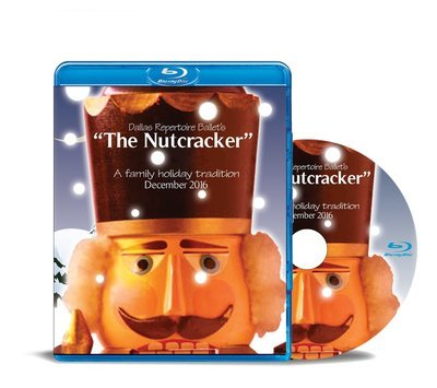The Nutcracker 2016 Blu-ray