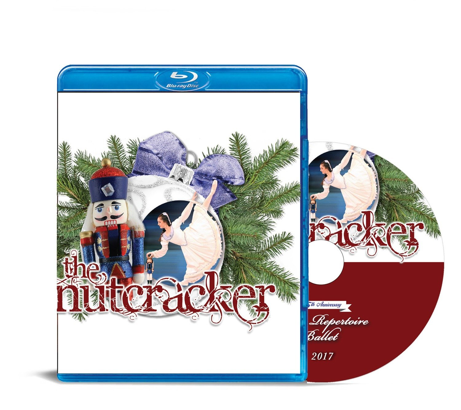 Nutcracker 2017 Blu-ray