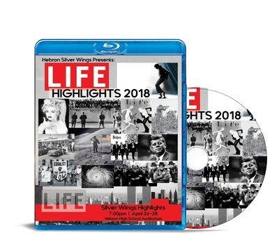 Silver Wings LIFE Blu-ray 2018
