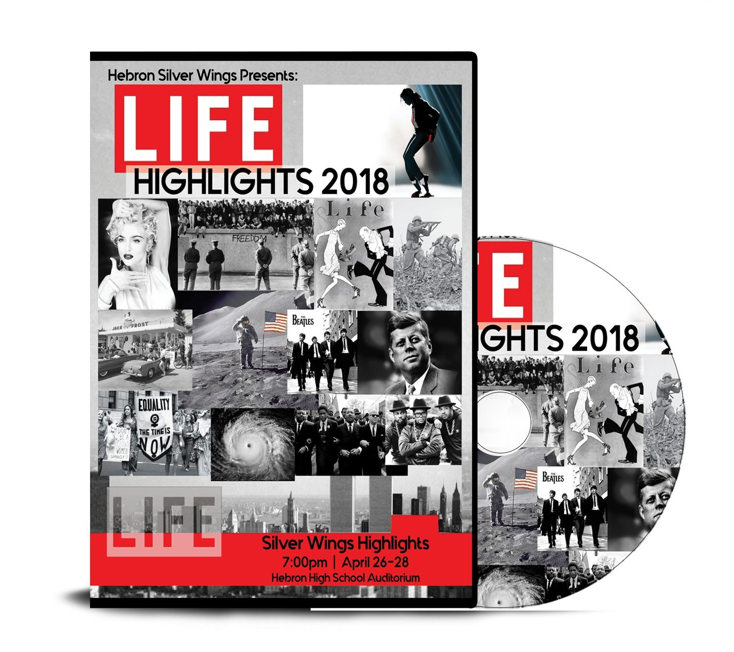 Silver Wings LIFE DVD 2018