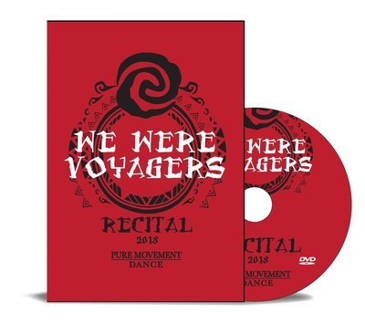 We Were Voyagers 2018 SHOW 1 DVD