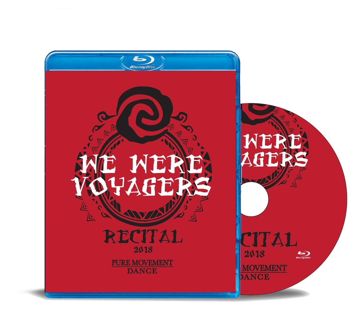 We Were Voyagers 2018 SHOW 3 Blu-ray