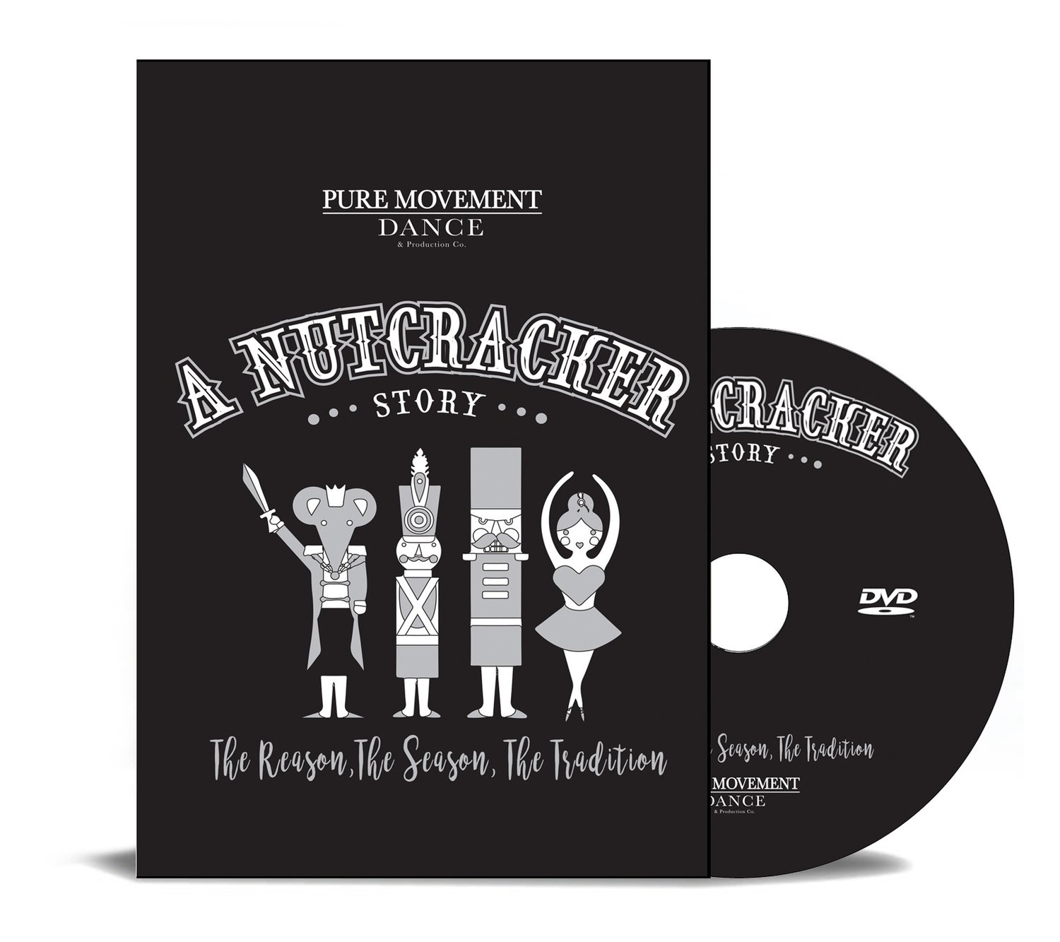 Pure Movement 2018 - The Nutcracker Compilation - DVD