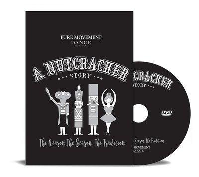 Pure Movement 2018 - The Nutcracker Compilation - DVD