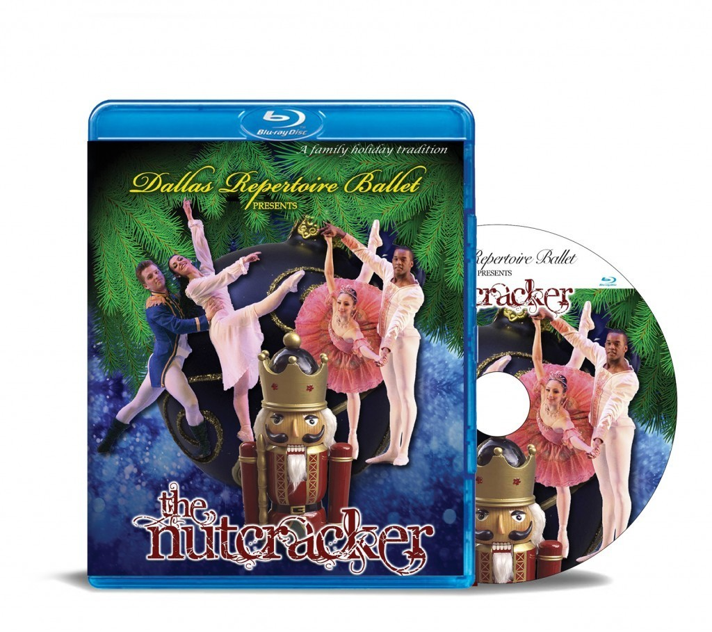 The Nutcracker 2014 Blu-ray