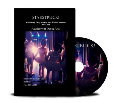 STARSTRUCK 2016 DVD