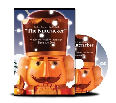 The Nutcracker 2016 DVD