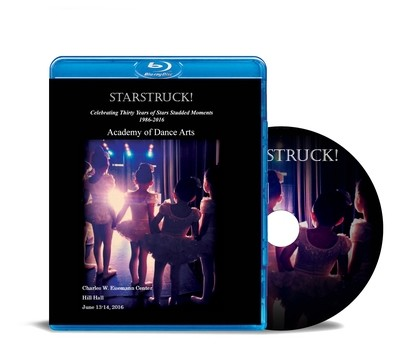 STARSTRUCK 2016 Blu-ray